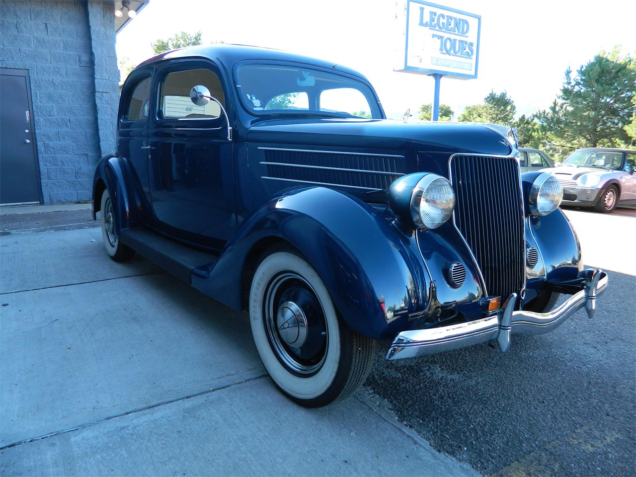 Large Picture of Classic '36 Ford Sedan located in Colorado - $20,900.00 Offered by Colorado Speed Company - OLC5