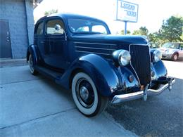 Picture of 1936 Ford Sedan Offered by Colorado Speed Company - OLC5