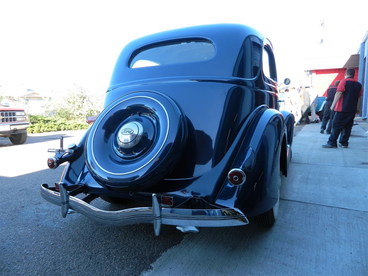 Large Picture of Classic 1936 Sedan - $20,900.00 Offered by Colorado Speed Company - OLC5