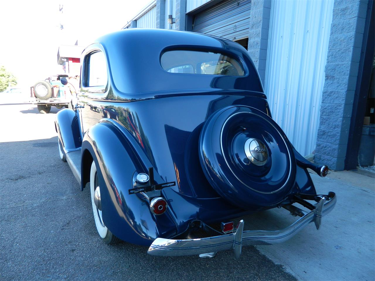Large Picture of '36 Ford Sedan located in Colorado - OLC5