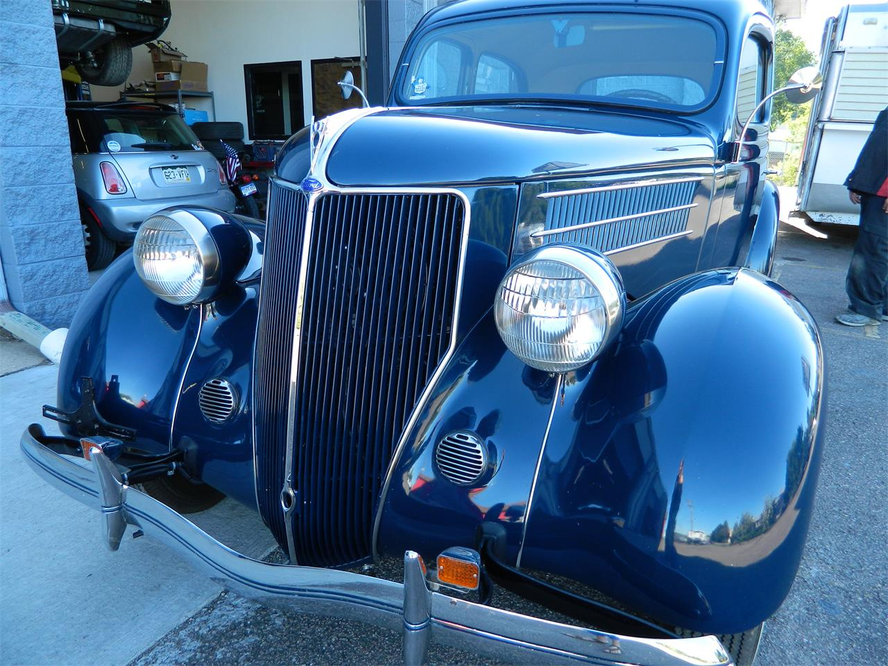 Large Picture of Classic 1936 Ford Sedan located in Colorado - OLC5