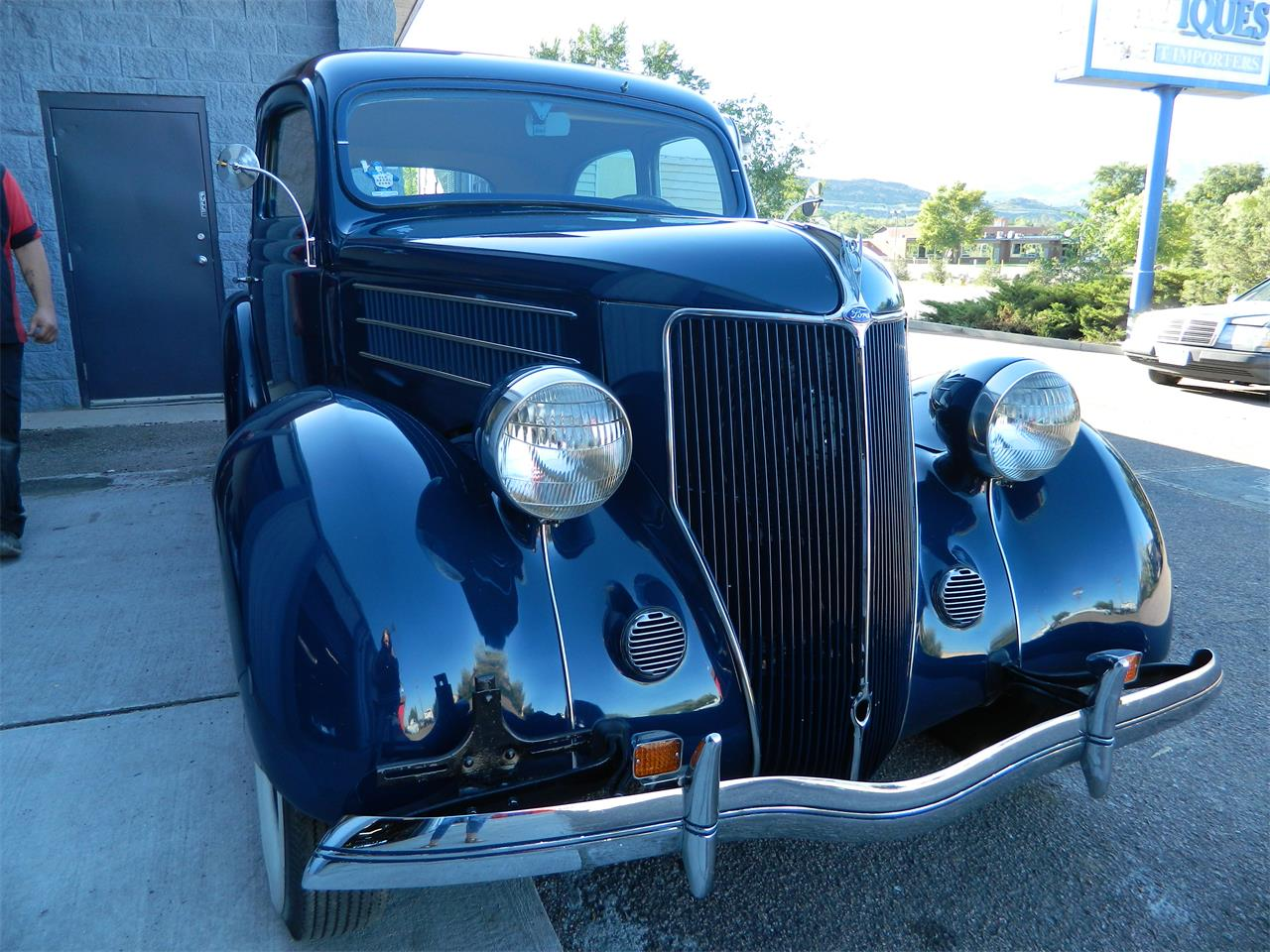 Large Picture of Classic '36 Ford Sedan located in Colorado Offered by Colorado Speed Company - OLC5
