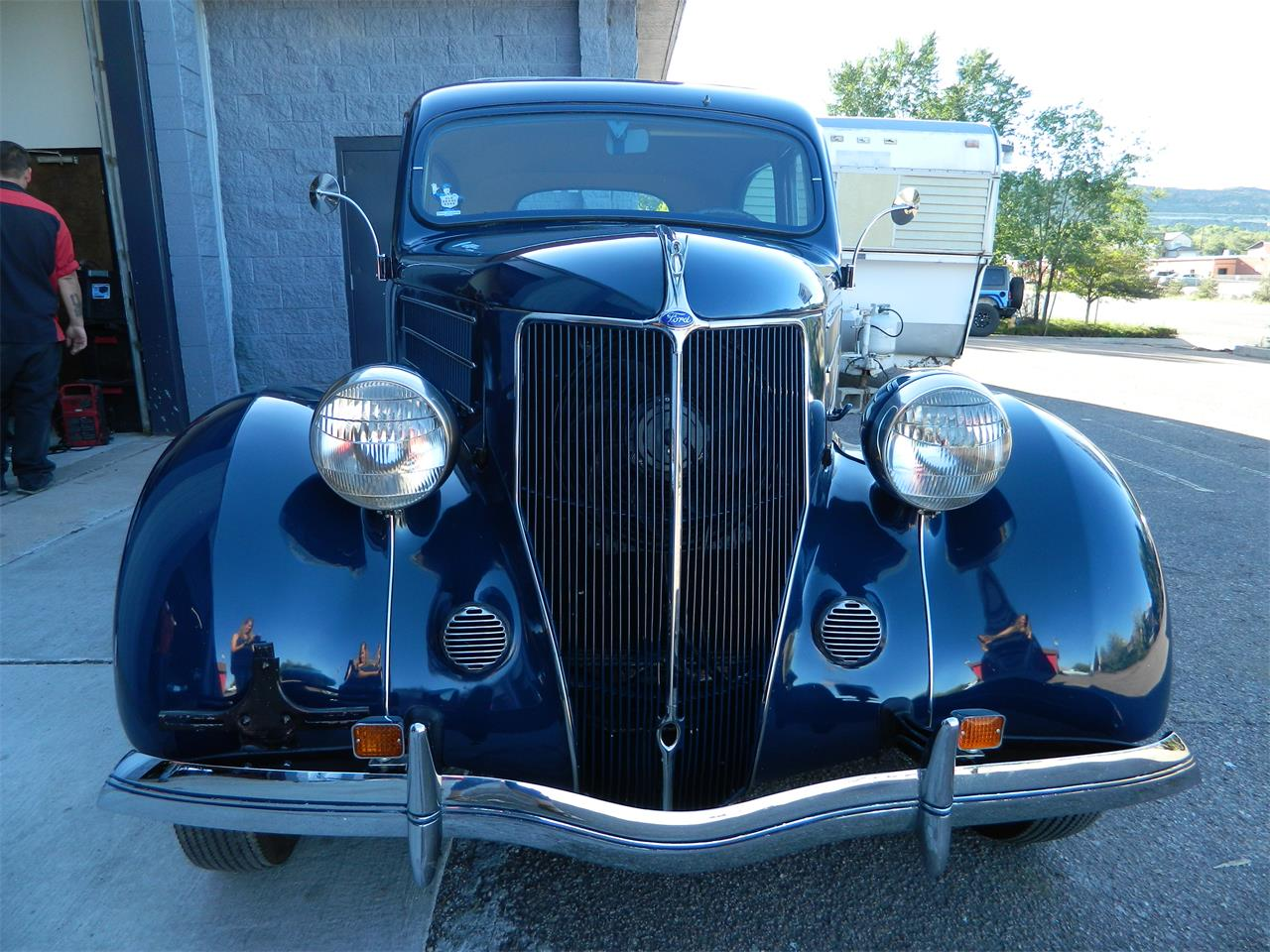 Large Picture of Classic 1936 Ford Sedan located in Colorado - $20,900.00 Offered by Colorado Speed Company - OLC5