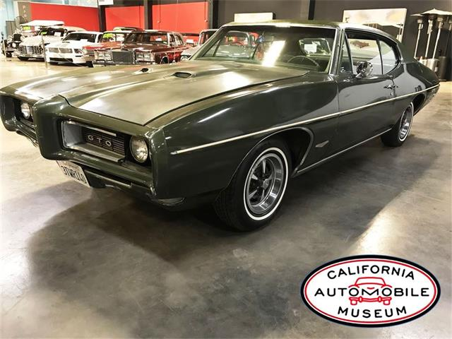 Picture of Classic '68 Pontiac GTO - $24,500.00 - OG79