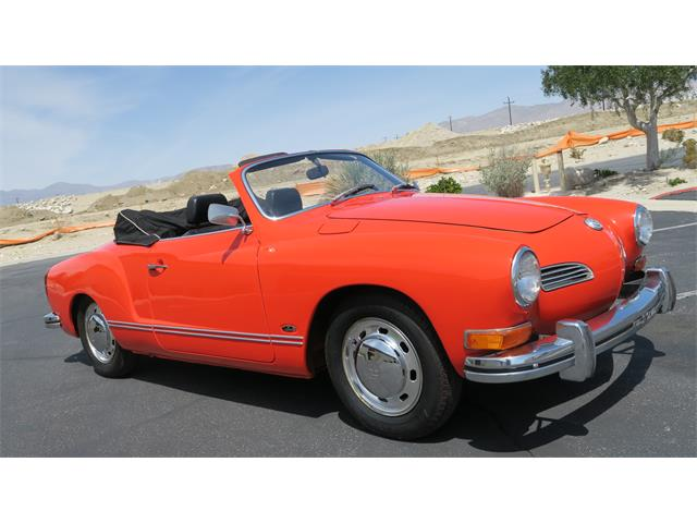 Picture of '72 Karmen Ghia - OLCR