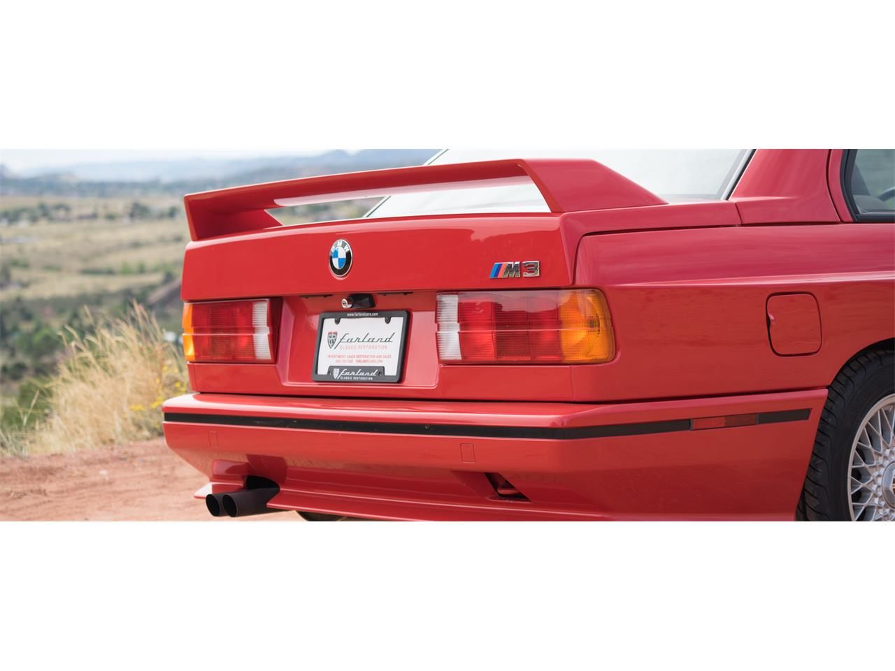 Large Picture of '91 M3 - OG7B
