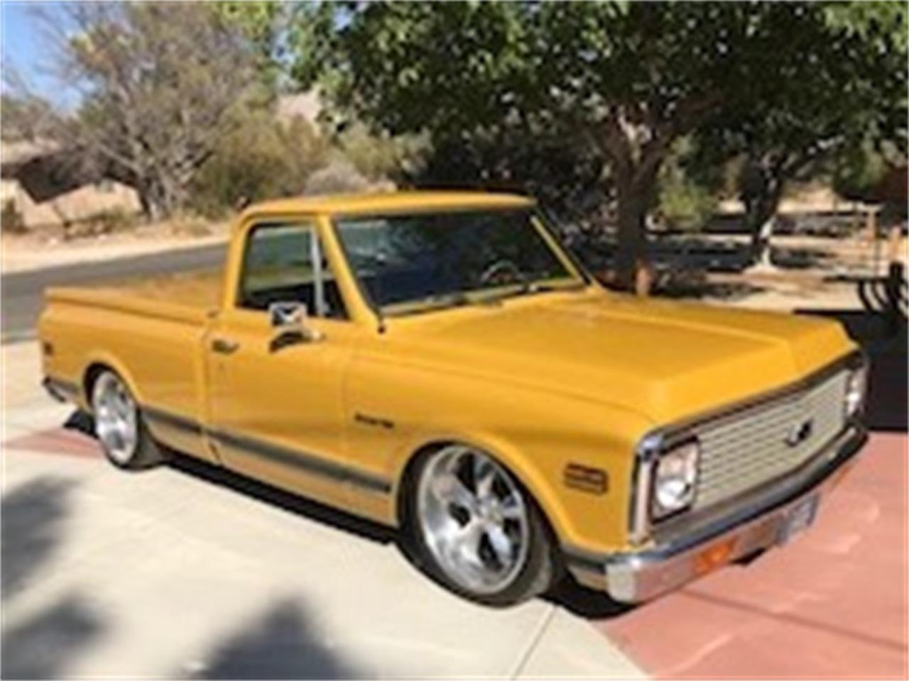 Large Picture of 1972 C/K 10 located in California - OLD5