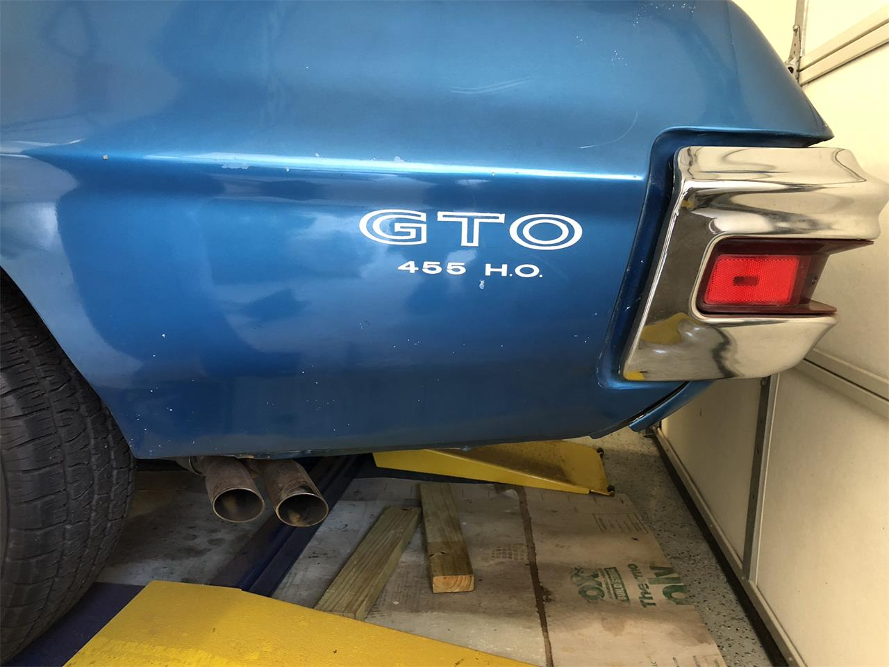 Large Picture of '72 GTO - OLDK