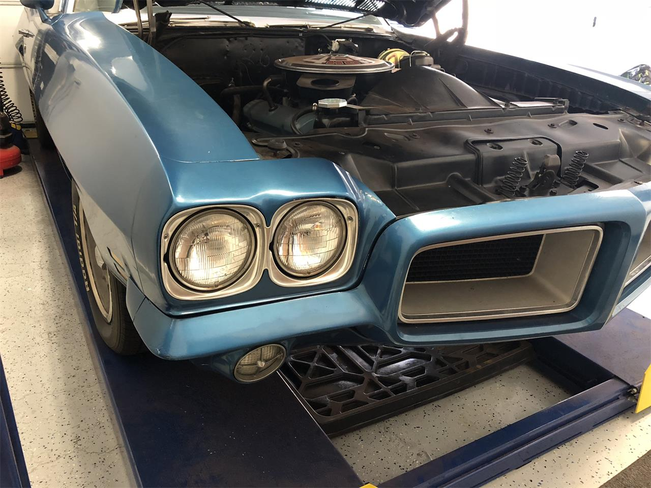 Large Picture of Classic 1972 Pontiac GTO located in Richardson Texas - $37,500.00 Offered by a Private Seller - OLDK