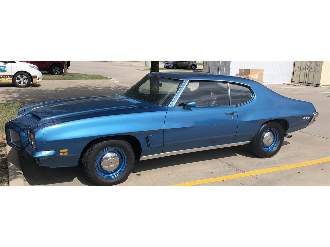Large Picture of '72 Pontiac GTO located in Richardson Texas - $37,500.00 - OLDK
