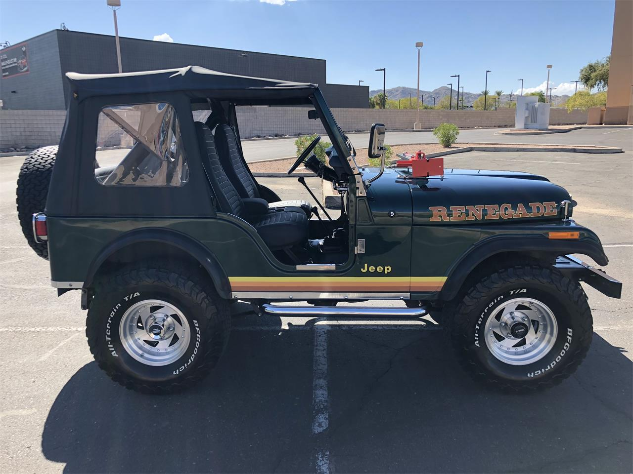 Large Picture of '82 CJ5 Offered by a Private Seller - OG7D