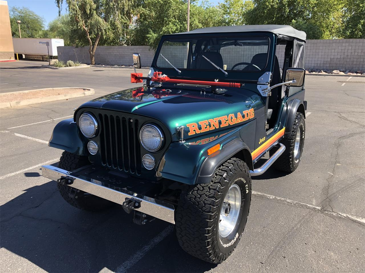 Large Picture of '82 Jeep CJ5 Offered by a Private Seller - OG7D