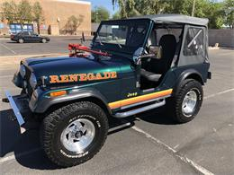 Picture of 1982 Jeep CJ5 located in Chandler Arizona - $14,950.00 Offered by a Private Seller - OG7D