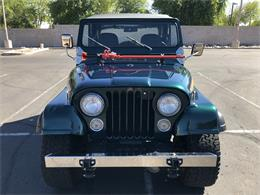 Picture of 1982 CJ5 located in Chandler Arizona Offered by a Private Seller - OG7D