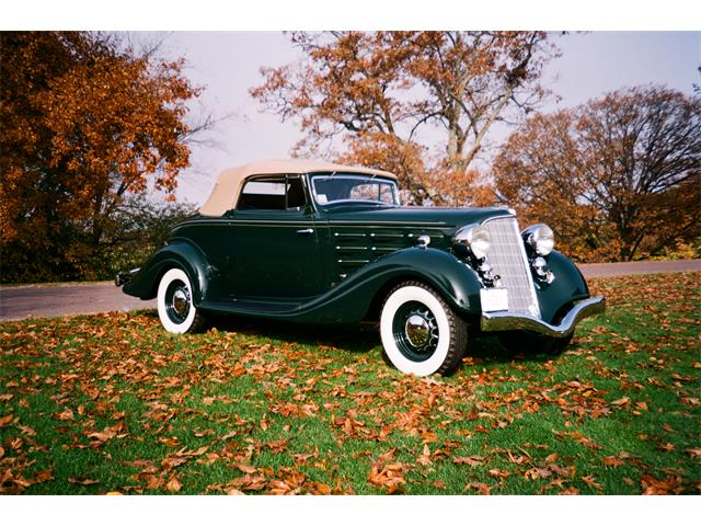 Picture of Classic 1934 Eight - $150,000.00 Offered by a Private Seller - OLDO