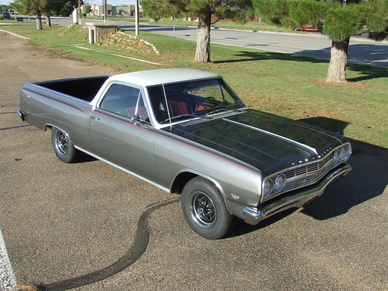 For Sale: 1965 Chevrolet El Camino in Lubbock, Texas