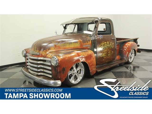 Picture of Classic '49 Chevrolet 3100 located in Lutz Florida - $39,995.00 Offered by  - OLE6