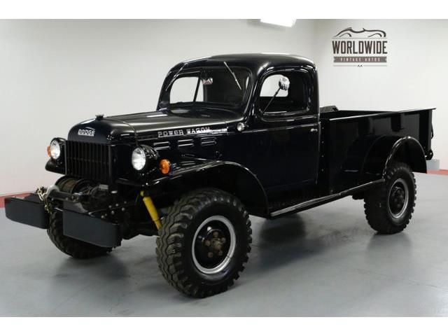 Picture of '47 Dodge Power Wagon Offered by  - OLE9