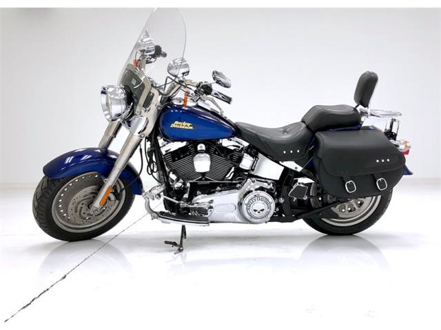 Picture of '07 Harley-Davidson Fat Boy located in Pennsylvania - OLEE