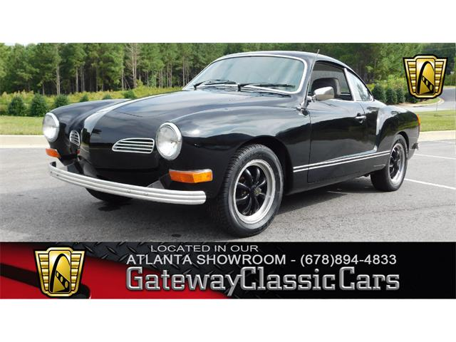 Picture of '72 Karmann Ghia - OLEG