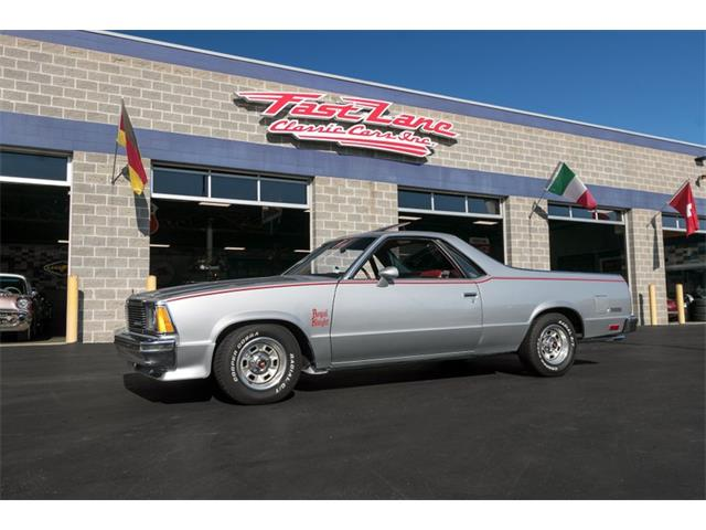 Picture of '81 Chevrolet El Camino located in St. Charles Missouri - $16,995.00 Offered by  - OLF8