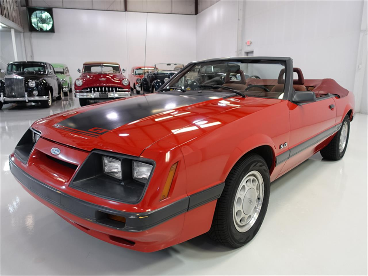 1986 Ford Mustang Gt For Sale Cc 1140751 Large Picture Of Offered By Daniel Schmitt Co Og7j