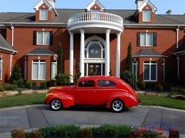 Picture of 1940 Sedan located in Hiram Georgia - $32,500.00 - OLFM