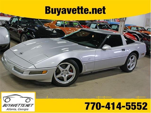 Picture of '96 Corvette - OLFP