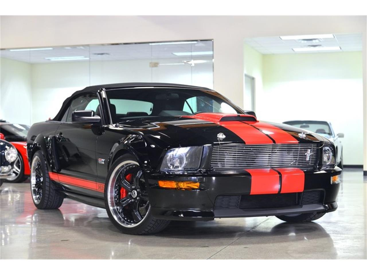 Large Picture of '08 Mustang - OLG3