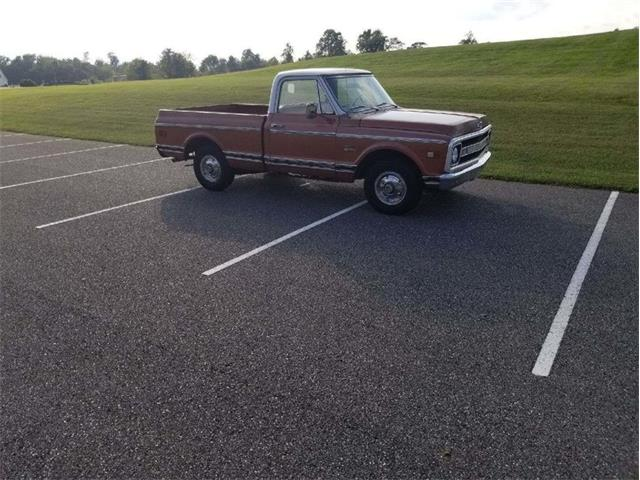 Picture of 1970 Chevrolet C10 located in North Carolina Auction Vehicle - OLGB