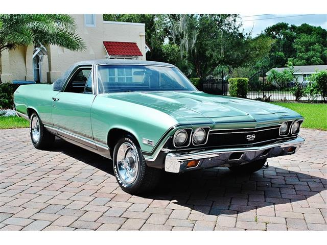 Picture of Classic '68 Chevrolet El Camino located in Florida Offered by  - OLGE