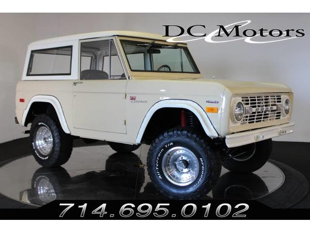Picture of '72 Bronco - OLGV
