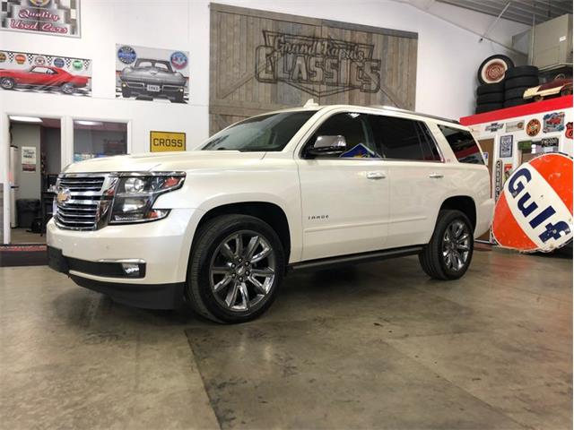 Picture of '15 Tahoe located in Grand Rapids Michigan Offered by  - OLH6