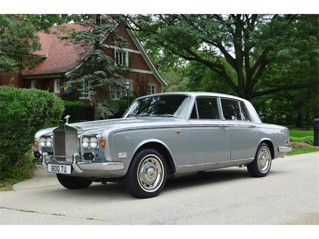 Picture of '71 Silver Shadow - OLH9