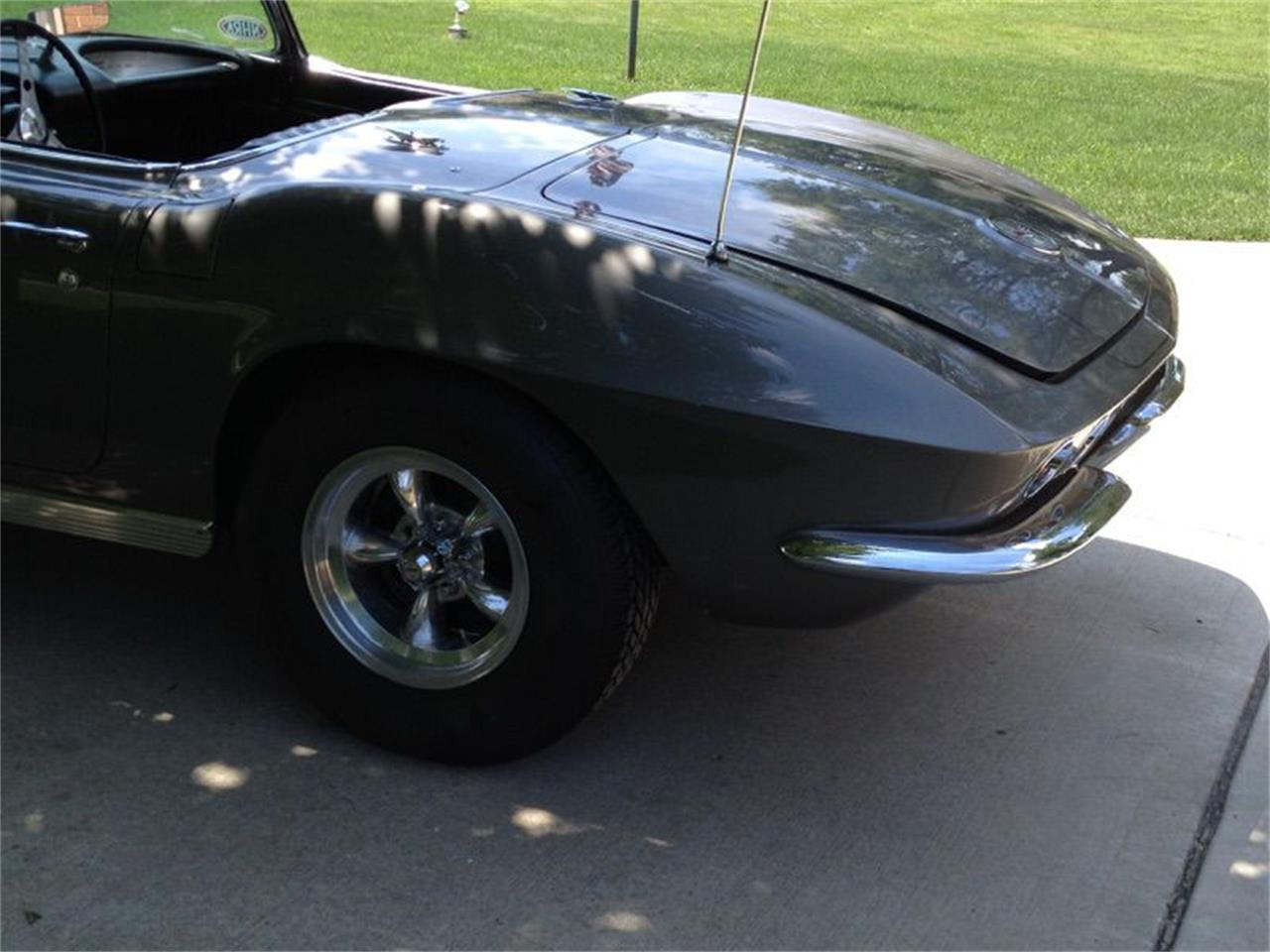 Large Picture of 1962 Chevrolet Corvette Offered by Auto Market King LLC - OLHJ