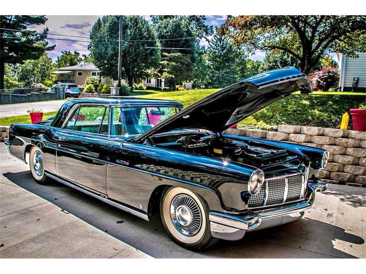 Large Picture of '56 Continental - OLHK