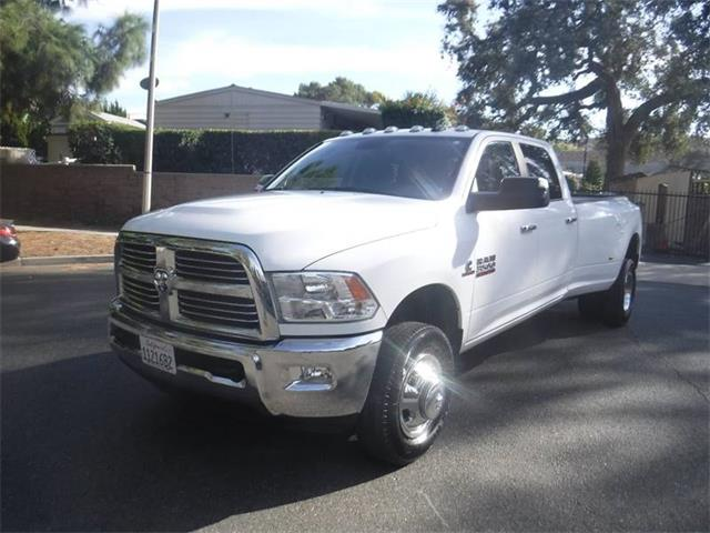 Picture of 2016 Dodge Ram 3500 located in California - $41,995.00 - OLHM
