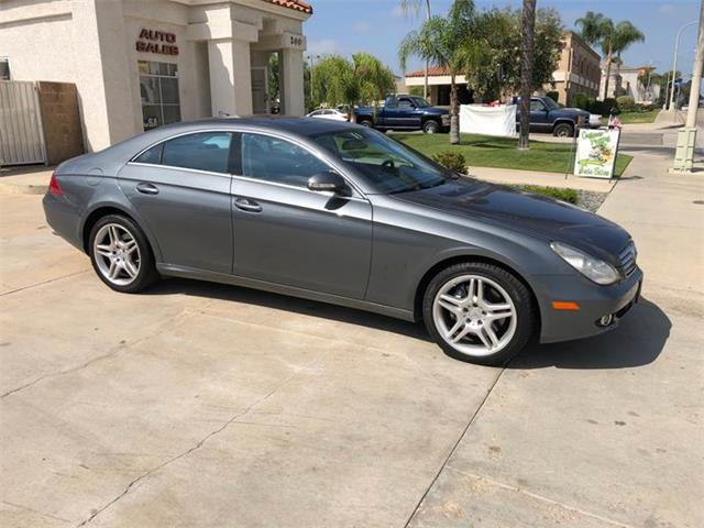 Picture of '08 Mercedes-Benz CLS-Class located in California Auction Vehicle Offered by  - OLHP