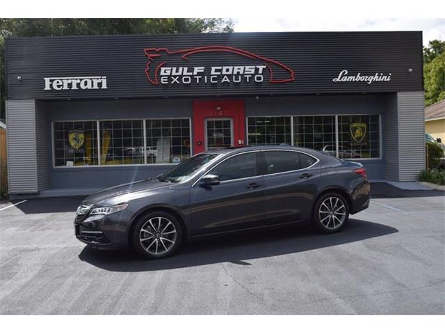 Picture of '15 Acura TLX located in Mississippi Offered by  - OLI8