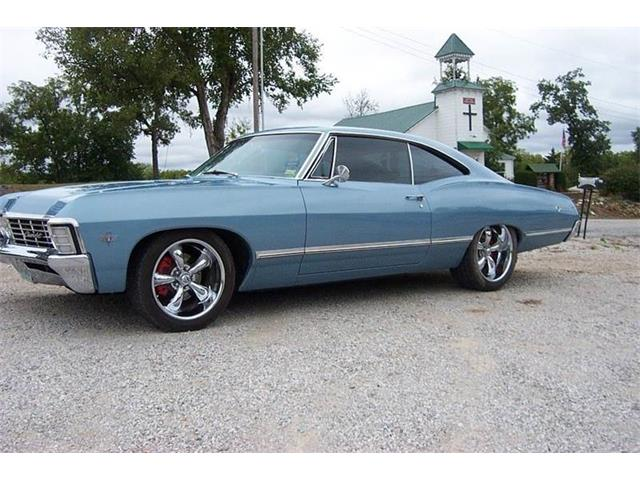 Enorm 1967 Chevrolet Impala for Sale on ClassicCars.com FE-36