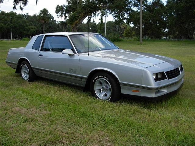 Picture of 1988 Chevrolet Monte Carlo - OLJ7