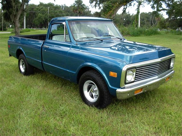 Picture of Classic '71 Chevrolet C/K 10 located in Palmetto Florida Offered by  - OLJ9