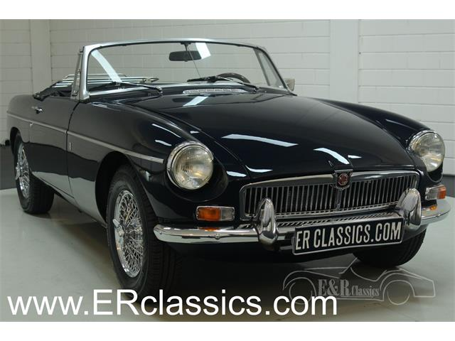 Picture of '70 MGB - OLJN