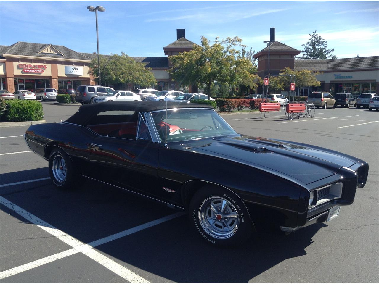 Large Picture of Classic '68 Pontiac GTO located in West Linn Oregon Offered by a Private Seller - OG81