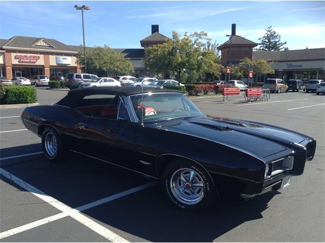 Picture of Classic 1968 Pontiac GTO - OG81
