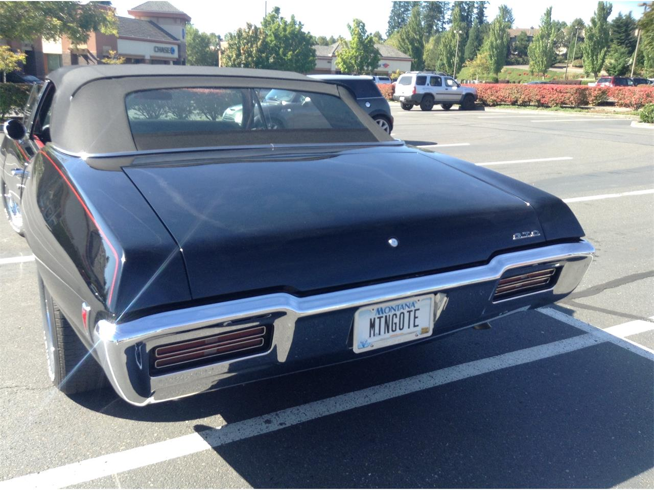Large Picture of Classic '68 Pontiac GTO located in West Linn Oregon - OG81