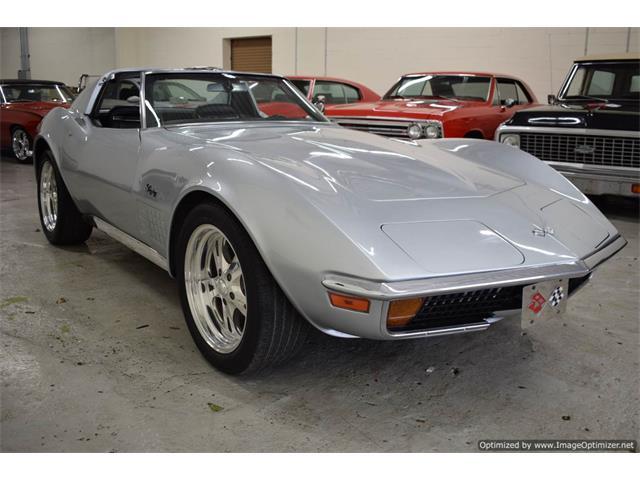 Picture of '72 Corvette - OLKR