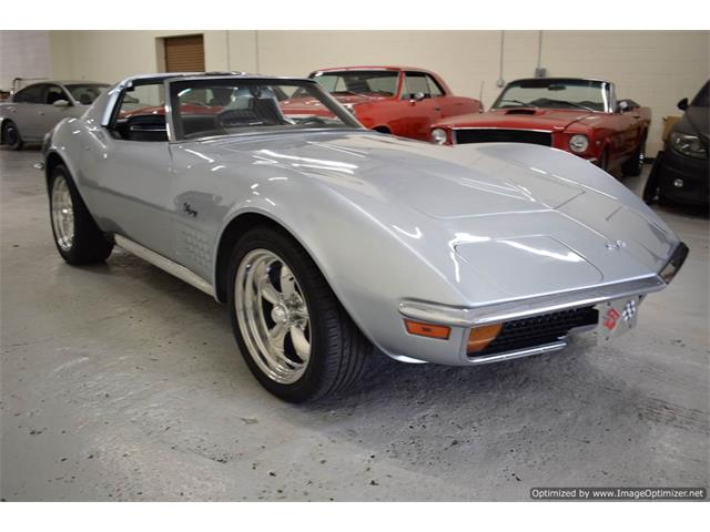 Picture of '72 Corvette - OLKR