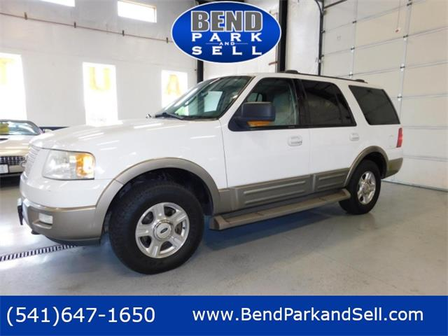 Picture of '03 Ford Expedition located in Bend Oregon - $5,995.00 Offered by  - OLL6