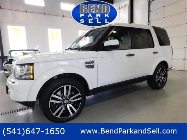Picture of '12 Land Rover LR4 located in Bend Oregon Offered by  - OLLS
